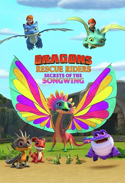 thumb Dragons: Rescue Riders - Secrets of the Songwing