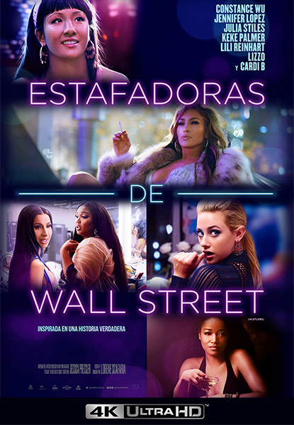 thumb Estafadoras de Wall Street