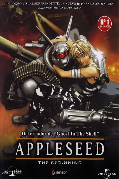 thumb Appleseed: The Beginning